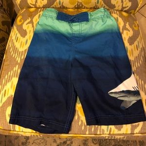 4pk Youth Boys Size M(8) Swim Shorts/Casual Shorts